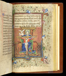 The Trinity, In 'The Hamelden Hours'